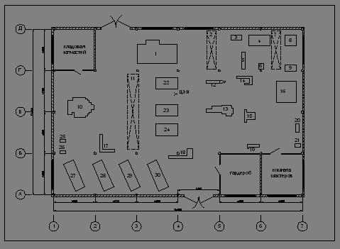 металлов с указанием ЦЭН.