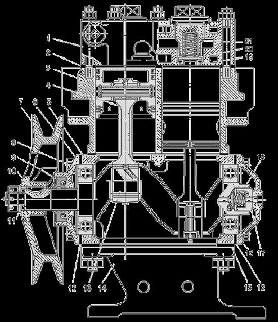 Рис.1.6.1 - Стандартная схема
